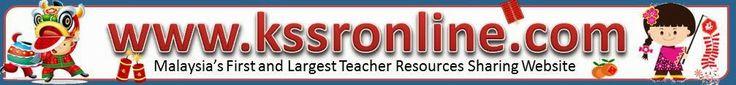 kssronline.com - RPT KSSR, DSKP KSSR , Instrumen KSSR , UPSR Exam Tips, LINUS