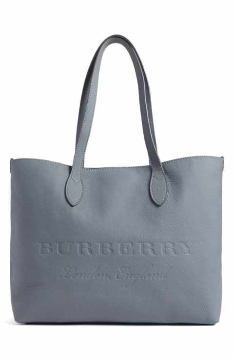 Burberry Remmington Leather Tote