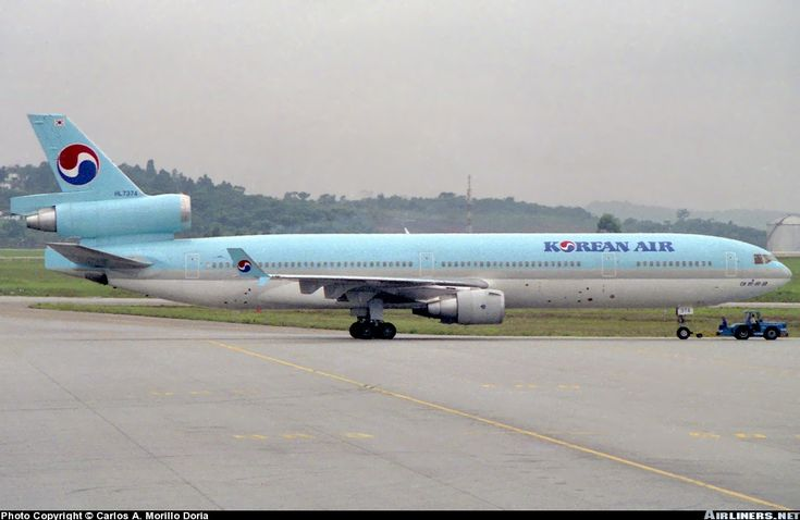 McDonnell Douglas MD-11 - Korean Air | Aviation Photo #0560428 | Airliners.net
