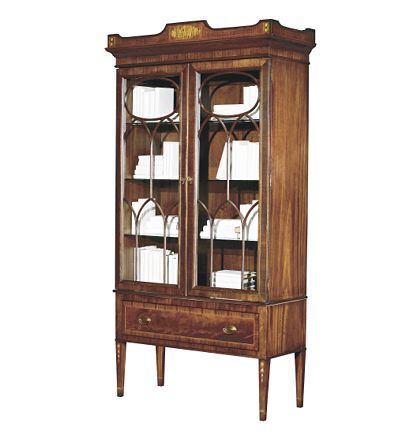 Vauxhall Cabinet | Hickory Chair Furniture Co.