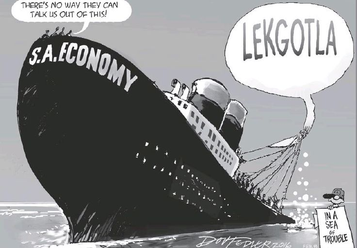 The ANC Leadership is in trouble. This calls for a Lekgotla, says Business Report's Dov Fedler