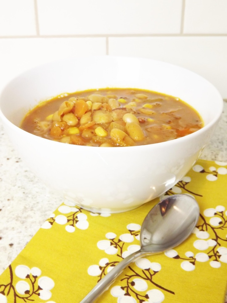 Mini Manor Blog: White Bean Soup | Food planning | Pinterest