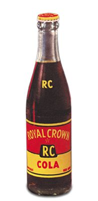 Grandpa drank RC Cola and Grandma alway drank Coke. I thought that was funny. They were each loyal to their brand.