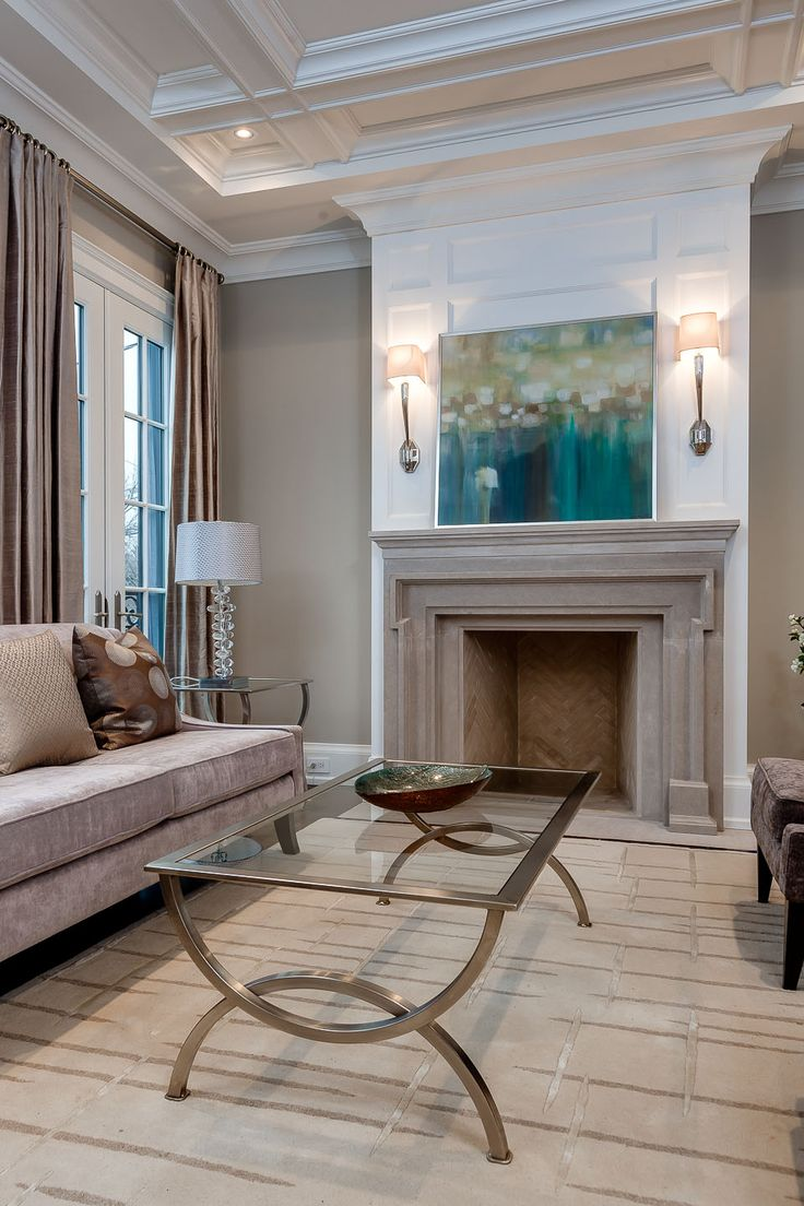 Home Staging Toronto Project Glengowan Road - Living Room Photo 6