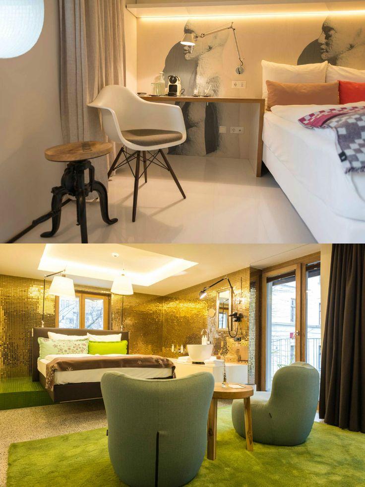 NALA Indivduellhotel | Designhotel | Innsbruck | Austria | http://lifestylehotels.net/en/nala | Interior | Design | Room