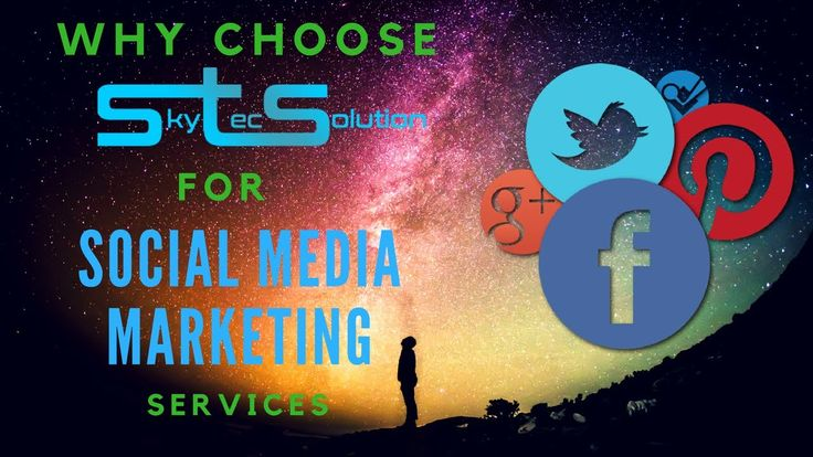 Why Choose Skytecsolution for Social Media Marketing Services