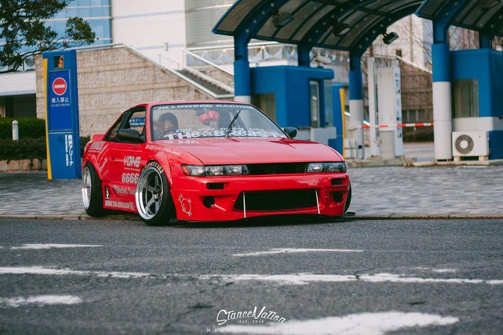 Timeless Beauty // Takashi's Nissan Silvia S13.   StanceNation™ // Form > Function