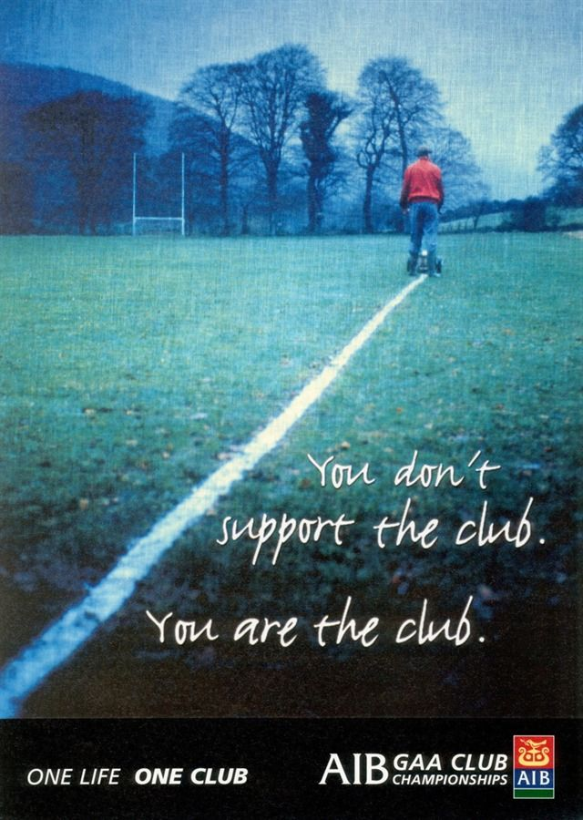Ask not what your club can do for you...