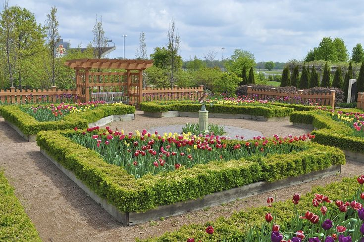 Reiman Gardens in Ames, Iowa offers a day of magic, natural beauty and wonder.