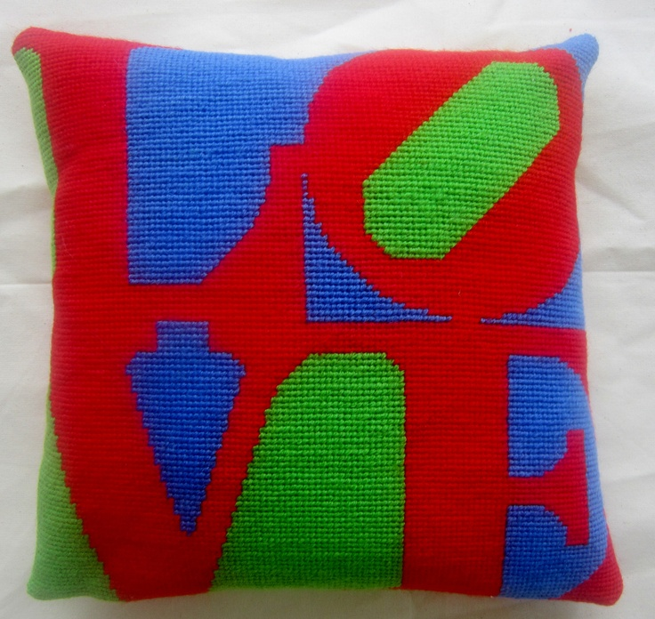 sync photos from iphone new pillow made from vintage needlepoint needlepoint 16231
