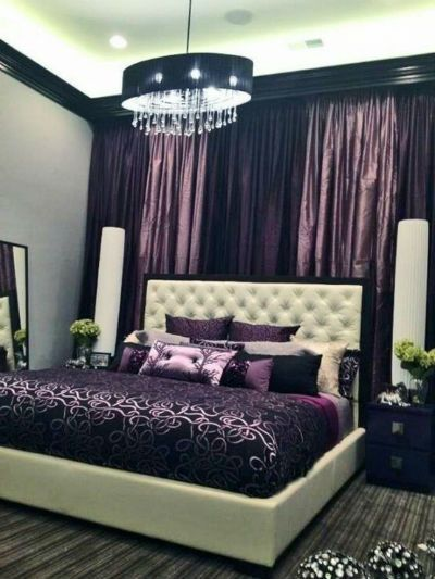 7 best Фиолетовая спальня images on Pinterest Bedroom ideas - möbel inhofer schlafzimmer