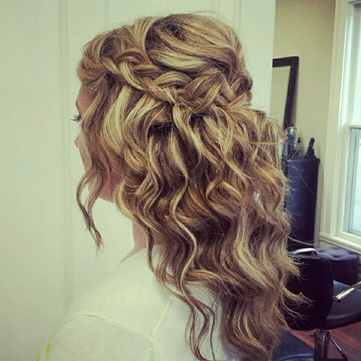 16 best Banquet hair images on Pinterest | Bridal hairstyles ...