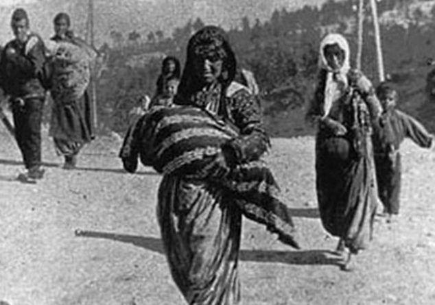 «Χτυπούσαν ανελέητα τα παιδιά με τα μαστίγια και τα τρυπούσαν με τα ξίφη τους. Παντού βλέπαμε πτώματα γυναικών, παιδιών και γερόντων».