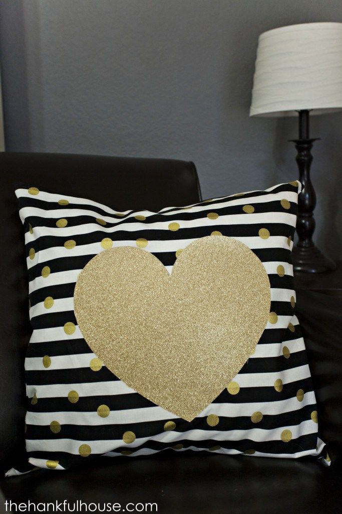 DIY Kate Spade Inspired Throw Pillow Copycat Home Decor Pinterest Throw pillows, DIY and ...