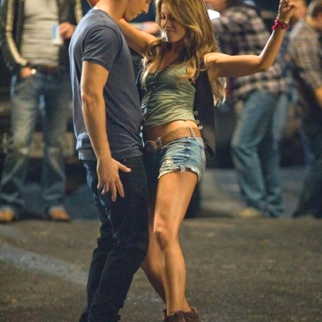 Kenny wormald footloose dancing