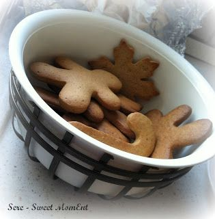 Sweet MomEnt: Sweet Recipes - Gingerbread