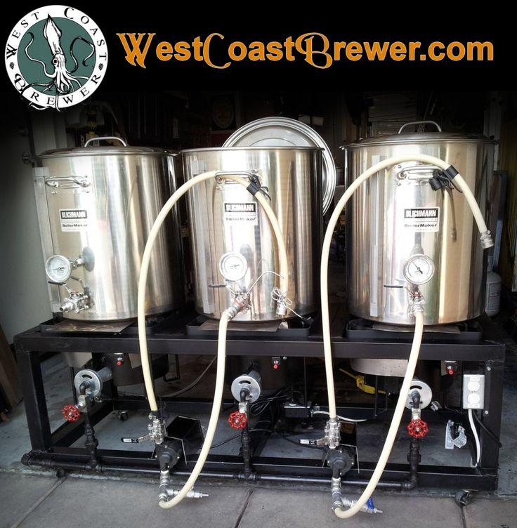 West Coast Brewer Beer Sculpture - Brewing Rack - Beer Rack, Single Tier  http://westcoastbrewer.com/BrewersBlog/home-brewing-equipment/single-tier-home-brewing-beer-rack-brewing-sculpture/