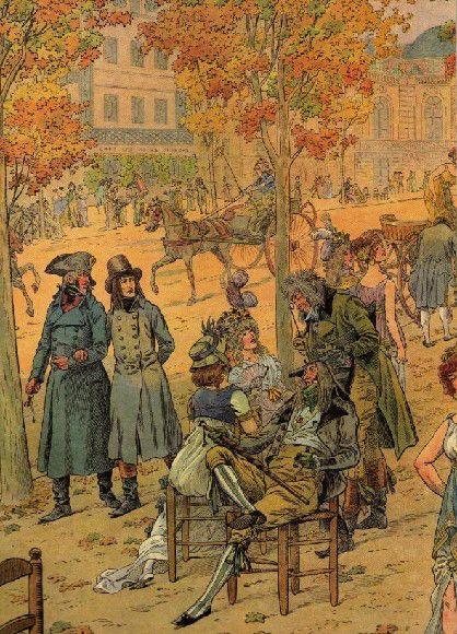 Bonaparte libéré, François Aubry, membre du comité militaire, lui propose en 1795 un commandement en Vendée mais il refuse et lui dit même «On vieillit vite sur le champ de bataille et j'en arrive». Aubry le met alors en congé, mais sans solde. Par la suite, il erre à Paris sans commandement effectif ; sans argent, il va souvent dîner chez Bourrienne ou chez Mme Panoria Comnène épouse Permon, une connaissance de Corse, avec Junot, les deux étant devenus inséparables depuis le siège de…