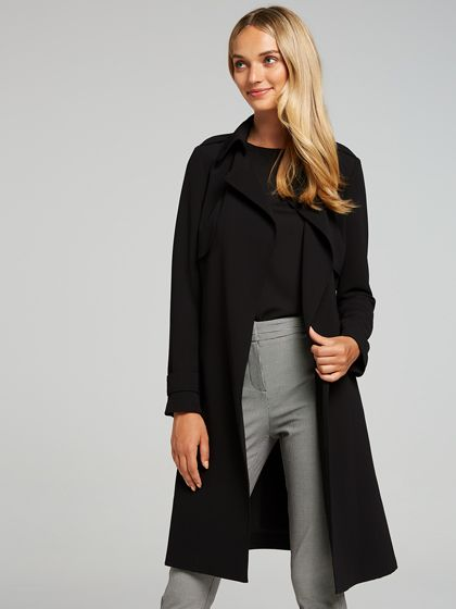 Fall For Me Soft Trench