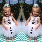 Cartoon Snowman Olaf Costume Kids Girls Baby Tulle Tutu Dress Skirt Clothes 3-4Y on http://Thamica.com/cartoon-snowman-olaf-costume-kids-girls-baby-tulle-tutu-dress-skirt-clothes-3-4y/