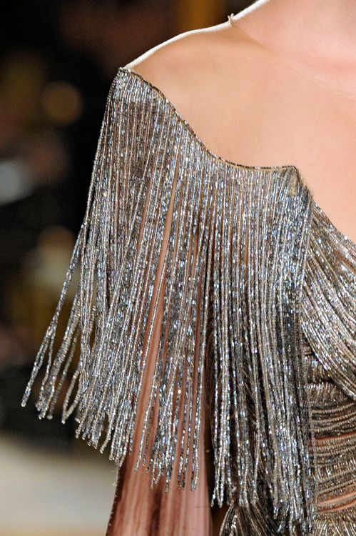 beaded fringe...love