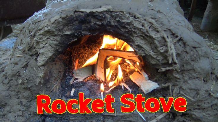Comment faire un Rocket Stove Cuiseur ?