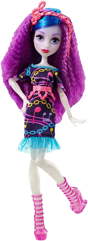 Monster High Electrified Hair-Raising Ghouls Ari Hauntington Doll