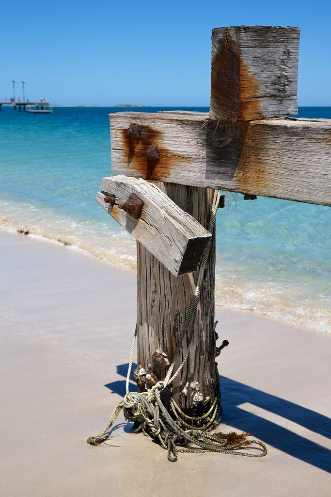 Jurien Bay old jetty | Flickr - Photo Sharing!