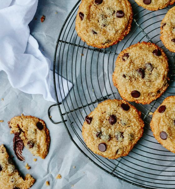 These cookies are high in protein—and in taste.