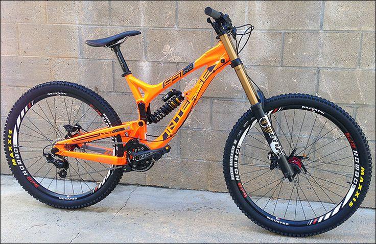 2014 Intense 951 EVO 8-inch travel mountain bike at The Path Bike Shop Live Oak…
