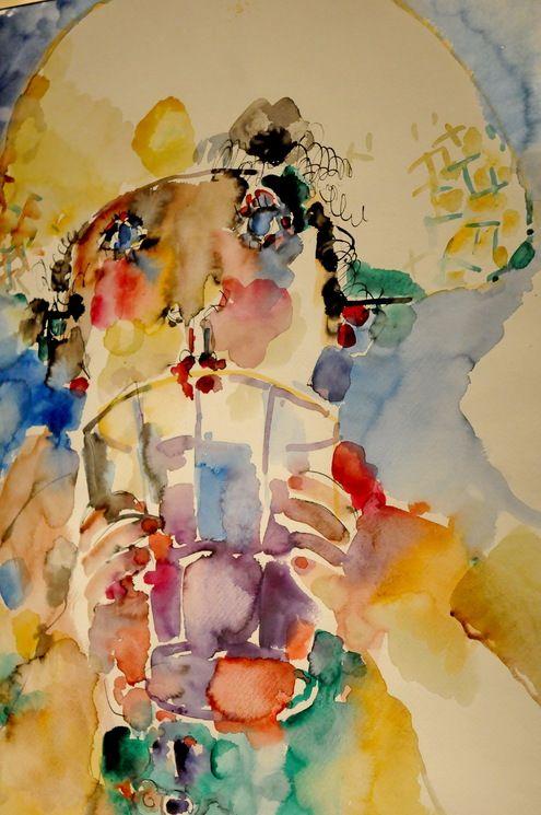 Рустам Хамдамов: «Бриллианты» и другие драгоценности