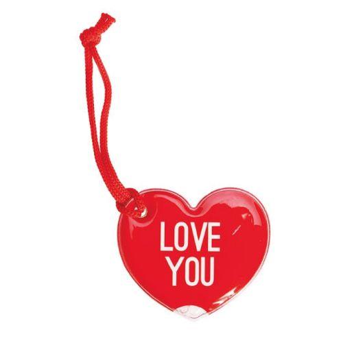 Love Heart Flashlight