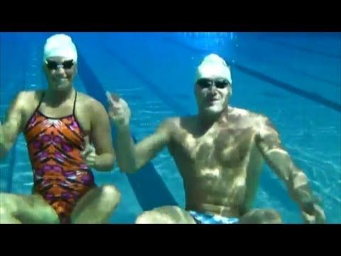 USA Swimming Performs 'Call Me Maybe'
