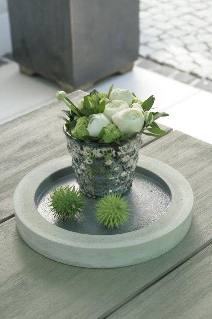 die besten 25 beton deko ideen auf pinterest beton diy. Black Bedroom Furniture Sets. Home Design Ideas