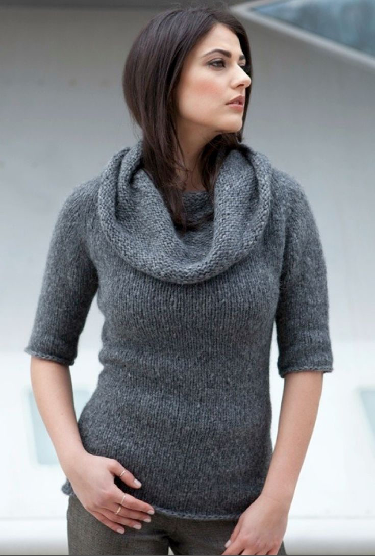 159 best Knit - Sweater images on Pinterest | Knitting, Knitwear ...