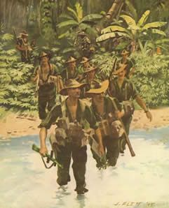 #KokodaTrack compaign or kokoda Trail compaign was part of the world war II.  To get more information about our #Kokoda Campaign, visit our website. http://www.kokodatreks.com/