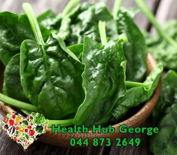 #DidYouKnow: Spinach is a very nutrient-dense food source. It is low in calories yet very high in vitamins, minerals and other phytonutrients. #HealthHub