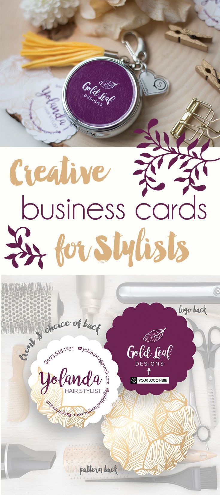 12 best business card ideas images on pinterest architecture creative business card designs salon businesshairstylist magicingreecefo Image collections