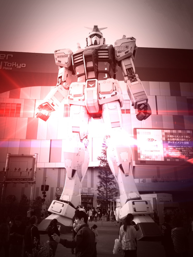 Gundam Power