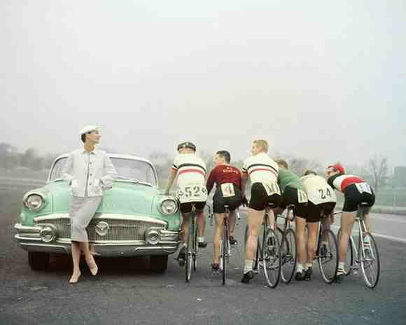 Tom Palumbo photography 1950's