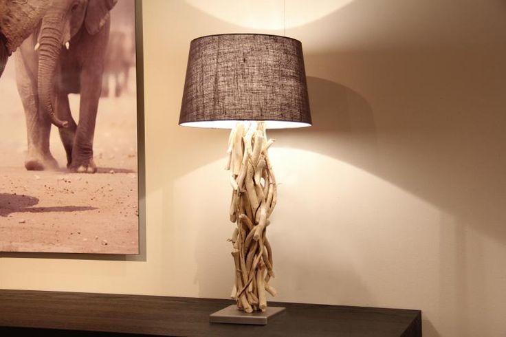 Driftwood lamps ikea hackers ikea hackers - Takkenlamp Www Decoratietakken Nl Lampen Pinterest