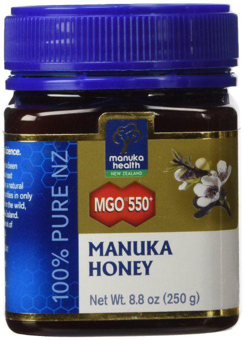 Manuka Health - MGO 550+ Manuka Honey - 250g