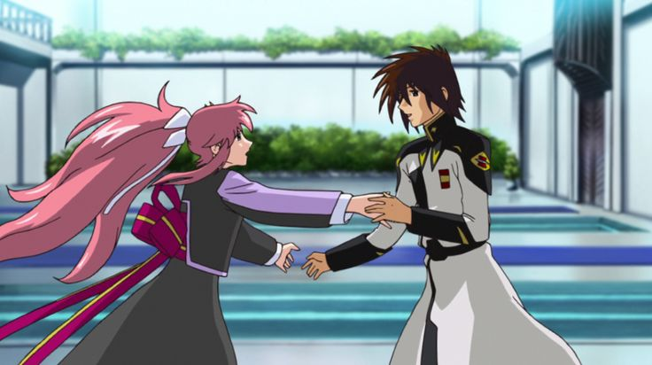 Mobile Suit Gundam SEED Destiny : Kira Yamato, Lacus Clyne