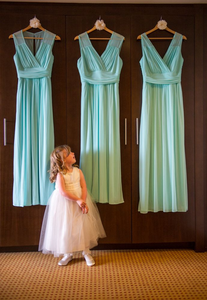 Ballymagarvey Village Wedding Photography By The Fennells #bridesmaidsdress #flowergirl #funweddingphotography