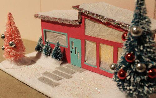 Readers share their glitter house designs - Retro Renovation