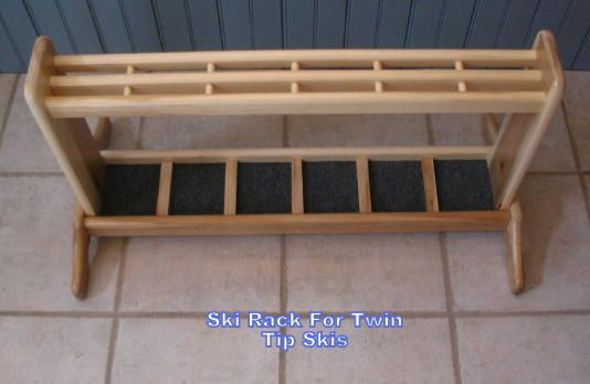 Garage Ski Storage (DIY or prebuilt)