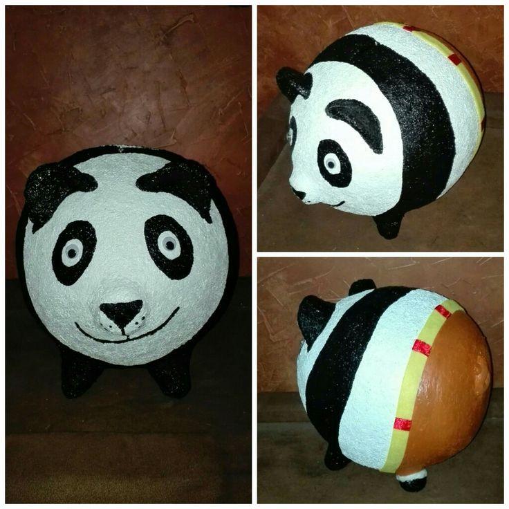 Alcancia Kun Fu Panda  https://www.facebook.com/kochicr/