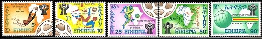10th African Cup of Nations, Addis Abeba & Dire Dawa, February 29 - March 14