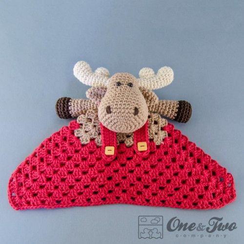 Free Crochet Deer Afghan Pattern : 17 Best images about lovey on Pinterest Deer hunting ...