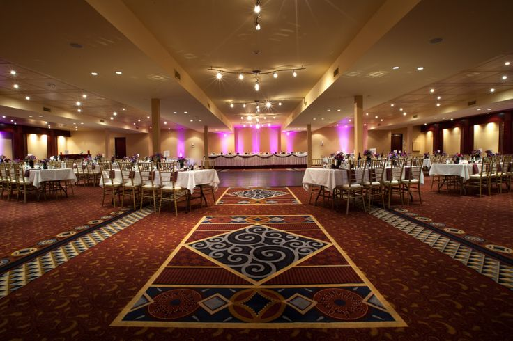 Your choice of venue to host your special event